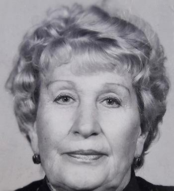 Ромашова Тамара Владимировна (15.06.1932-02.10.2016)