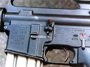 До 7 лет лишения свободы за изменение маркировки огнестрельного оружия
