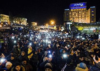 Депутаты ВР приняли закон об амнистии участникам Майдана
