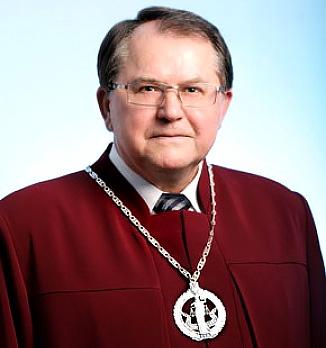 Юрий Баулин избран председателем Конституционного Суда Украины