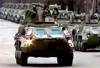 Началась частичная мобилизация в Украинскую армию