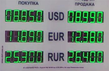 НБУ зафиксировал курс 8,708 грн./$ и ограничил валютные операции