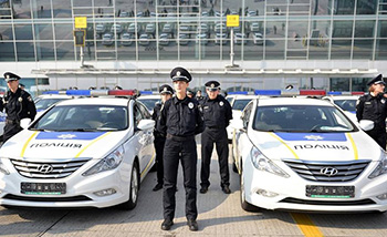 Как устроиться на работу в Национальную полицию Украины