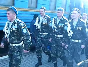 Началась майская демобилизация 2015