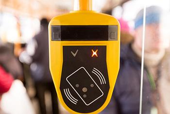 Как будет работать электронный билет в украинском транспорте