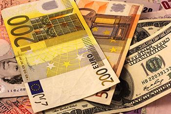 Изношенная или поврежденная иностранная валюта обмену не подлежит
