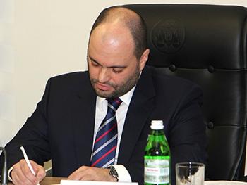 Михаил Гагаркин возглавил ГФС Харьковской области