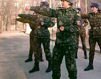 Введение особого периода в Украине