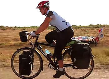 На велосипедистов распространяется административная ответственность