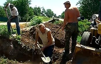 Непригодные к службе в армии украинцы будут  отправлены на общественно-полезные работы