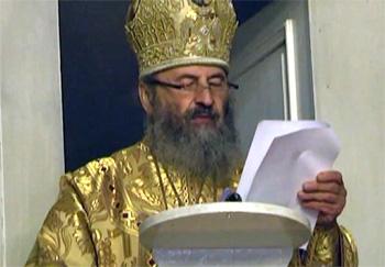 Митрополит Черновицкий и Буковинский Онуфрий был избран Местоблюстителем Священным Синодом УПЦ