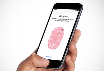 Новая защита платежей в «Приват24» при помощи отпечатка пальцев