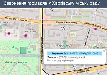 В Харьковский городской совет теперь можно подать заявку он-лайн