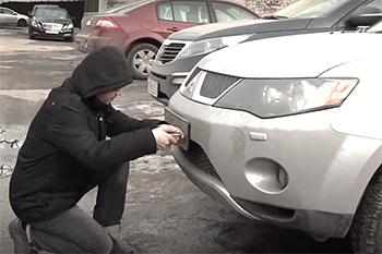 Что делать, если похитили номерные знаки и требуют выкуп