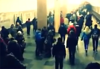 «Горячие точки» Харьковского метрополитена