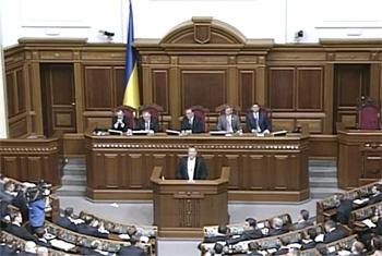 Какие партии примут участие в выборах 2014 в Верховную Раду Украины
