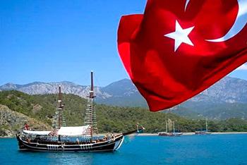 Украинцы смогут посещать Турцию по ID- паспортам