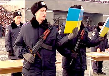 Кабмин отменил ограничение на службу призывников в милиции
