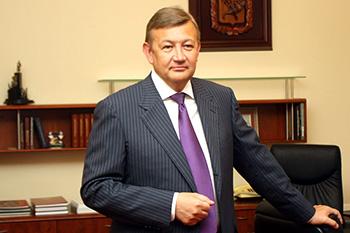 Председателем Харковского облсовета избран Сергей Чернов