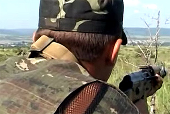 Военнослужащим, задействованным в антитеррористической операции, предоставят статус участников боевых действий