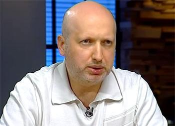 А.Турчинов избран спикером ВР Украины