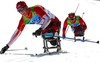Украинские спортсмены на Паралимпиаде 2014