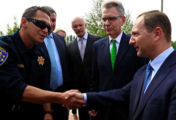 В Харькове создано Управление патрульной службы МВД
