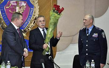 Валерий Сокуренко назначен ректором Харьковского национального университета внутренних дел