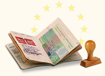 С 1 марта въезд в Украину для россиян только по загранпаспорту