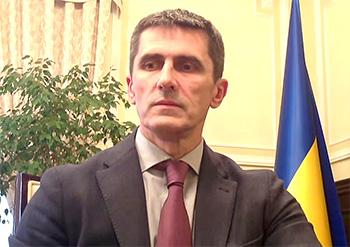 Виталий Ярема назначен Генеральным прокурором Украины
