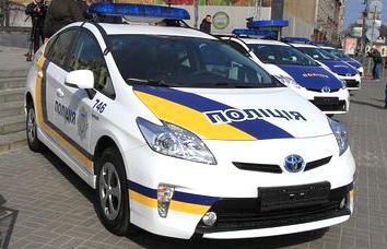 В Харькове вместо ГАИ появится патрульная полиция