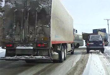 Водители грузового транспорта вместо путевых листов будут использовать товарно-транспортные накладные