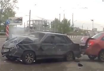 Правила безопасного управления транспортом в дождь