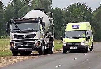 В Украине с 01.06.2014 на летний период запрещается движение грузовиков с 10.00 до 22.00.