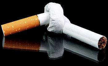 Запрещается установка места для курения на улице