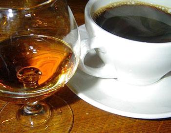 Как облагается акцизным налогом кофе с коньяком