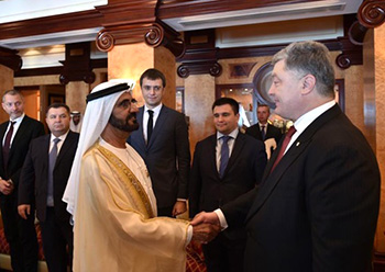 Когда вступит в силу безвиз Украины с ОАЭ