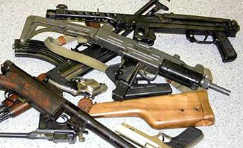 1 апреля стартует месячник добровольной сдачи оружия