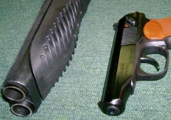 Свободная продажа травматического и нарезного охотничьего оружия для совершеннолетних