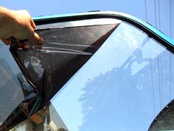 ГАИ заставит украинцев растонировать свои авто