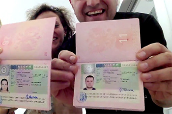 Новые правила выдачи шенгенских виз для украинцев