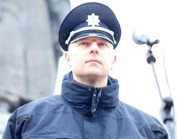 С чем связано увольнение начальника харьковской патрульной полиции