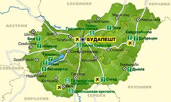 Венгерские визы станут бесплатными для украинцев