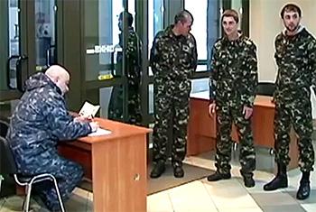 Учет военнообязанных и призывников на предприятиях