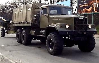 Новое положение о мобилизации транспорта в Украине