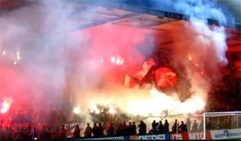 Введение именных билетов и запрет спортивным хулиганам посещать футбольные матчи